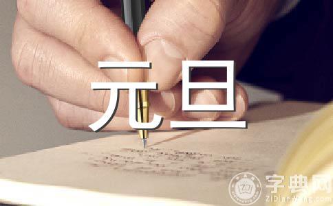 【精】元旦500字作文