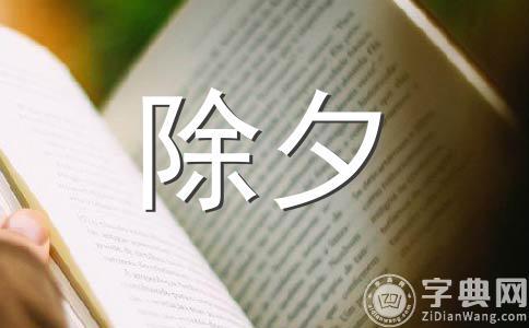 【热】除夕之夜500字作文合集十四篇