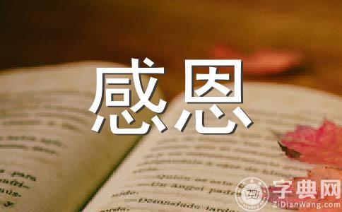 【热】在感恩中成长800字作文集锦5篇